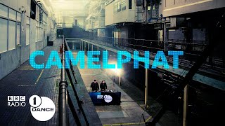 CamelPhat Essential Mix - Inside an empty Printworks