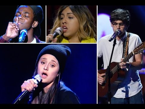 American Idol 2016 - Week 5 Top 24 Announcement  - Reality Check Recap