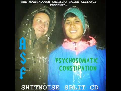 Psychosomatic Constipation - Juice And Sand