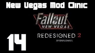 Fallout New Vegas Mod Clinic - Part 14: FNV Redesigned Faces 2