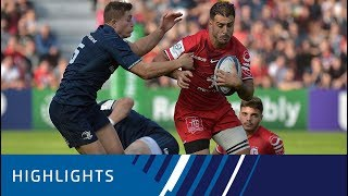 Toulouse v Leinster Rugby (P1) - Highlights 21.10.2018