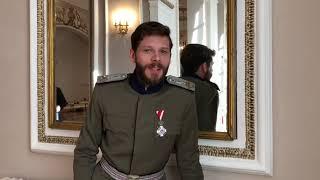 Kapetan Nikola Stanimirović najavljuje večerašnju epizodu