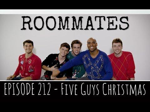 Roommates   Season 2, Episode 12  Five Guys and Christmas