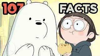 107 We Bare Bears Facts You Should Know Part 3 | Channel Frederator