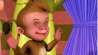 The King and a Foolish Monkey Kathalu | Telugu Stories for Kids | Infobells