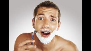 Первое бритье подростка. Гайд по бритию . Обзор пены  для бритья Gillette/ лучше для мужчины нет.