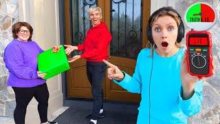 LIE DETECTOR TEST Interview Prank on Mystery Neighbor (Ultimate Secret Truth Reveal)