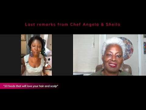 Conclusion - Last remarks from Chef Angelia & Sheila