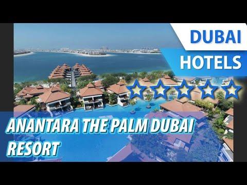 Anantara The Palm Dubai Resort 5 ⭐⭐⭐⭐⭐   Review Hotel In Dubai, UAE