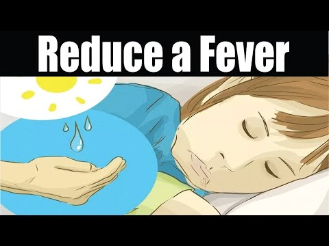 How to Reduce a Fever Without Medication   Reduce Fever Fast