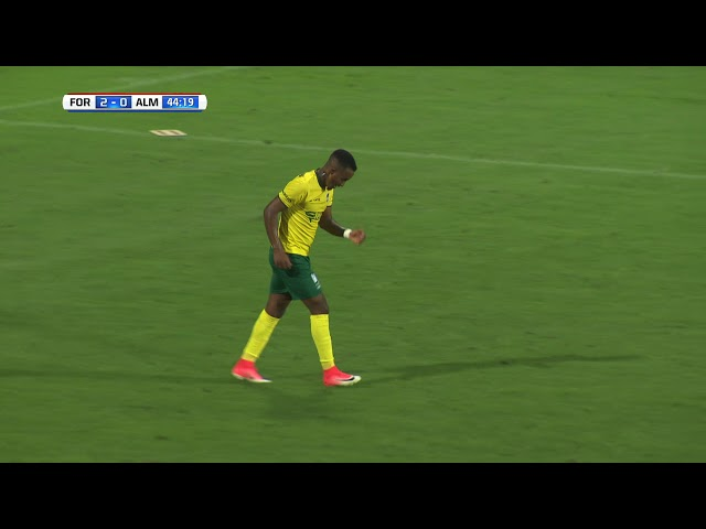 Samenvatting: Fortuna Sittard - Almere City FC (2-1)