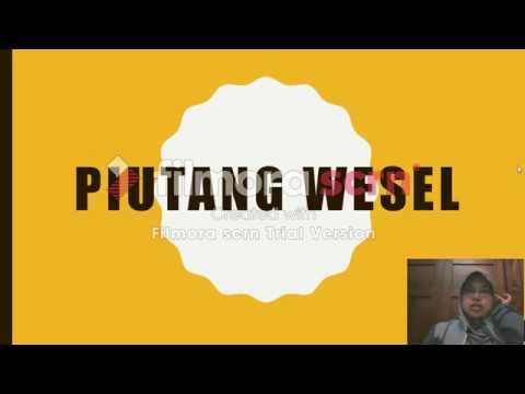 Akuntansi Pengantar - Piutang Wesel