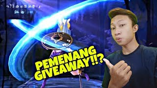 PEMENANG GIVEAWAY SPRING BOX MOBILE LEGENDS!