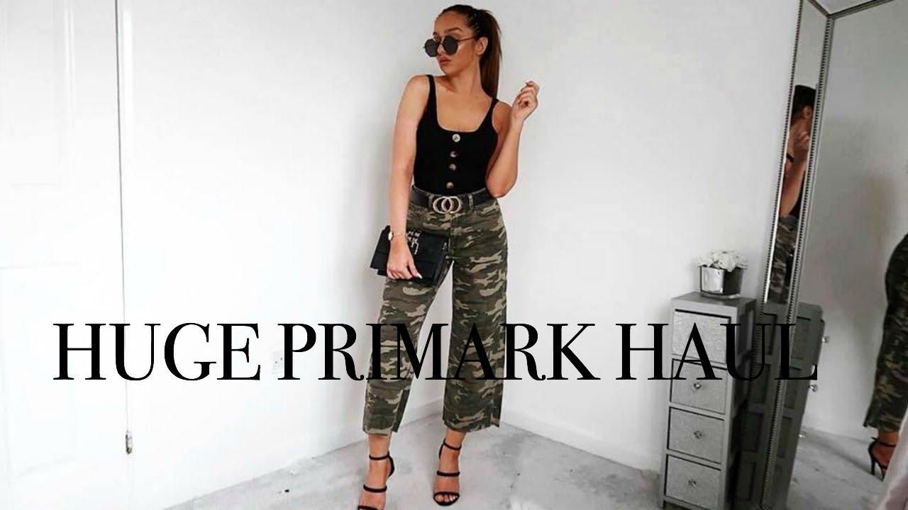 308d3911ee851 HUGE SUMMER PRIMARK HAUL      Try-on July 18 - YouTube