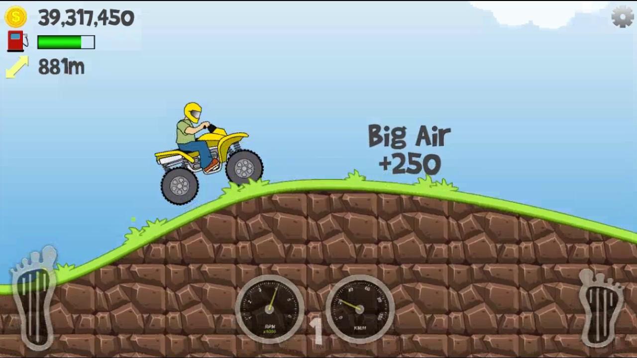 Hill Racing Challenge