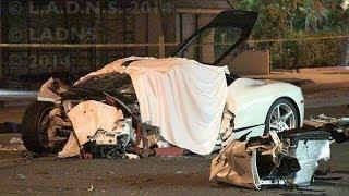 Ferrari Fatal Crash MPK