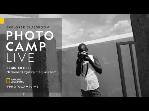 Photo Camp Live | Creating Connection Through Photography | Asha Stuart & Erika Larsen