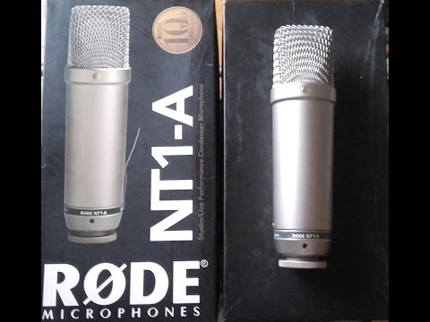 mic comparison demo rode nt   akg  doovi
