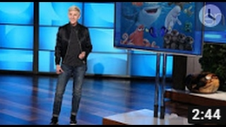 'Fifty Shades Darkest,' Starring Ellen DeGeneres & Jamie Dor