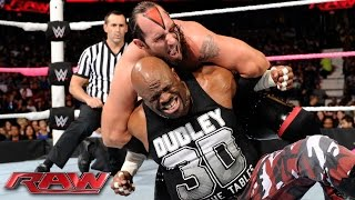 The Dudley Boyz vs. The Ascension: Raw, October 12, 2015