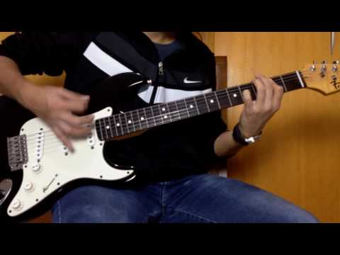 Black Country Communion - Collide - Guitar Cover