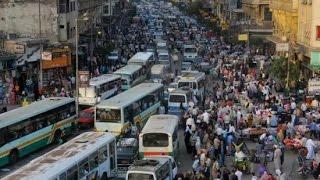 اخر النهار - خلال دقائق سيصل عدد سكان مصر الى 90 مليون نسمة