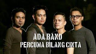 Download Mp3 Ada Band Percuma Bilang Cinta