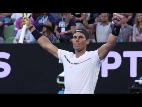 Australian Open 2018 is Served!