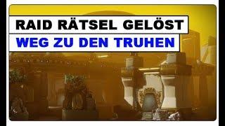 Destiny 2 - RAID   GEHEIM EINGANG ENTDECKT - RÄTSEL