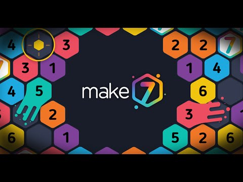 Make7 ! Hexa Puzzle Android Gameplay (HD)