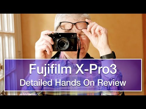 Fujifilm X-Pro3 review - detailed, hands-on, not sponsored