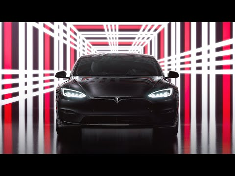 Model S Plaid Delivery Event
