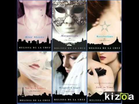 Top 10 Vampire Book Series Youtube