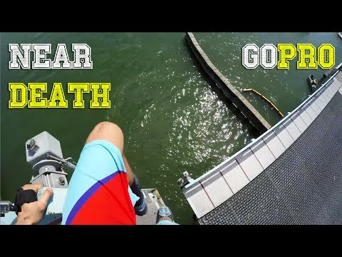 NEAR DEATH CAPTURED by GoPro and camera pt.11 FailForceOne