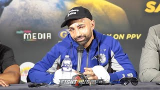PAULIE MALIGNAGGI GIVES IMMEDIATE REACTION TO LOSS TO ARTEM LOBOV, REAVEALS INJURIES TO BOTH HANDS