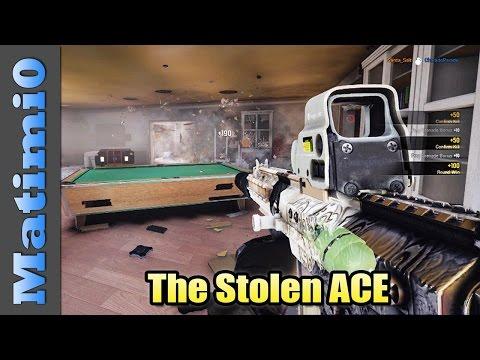 Stolen ACE - Rainbow Six Siege
