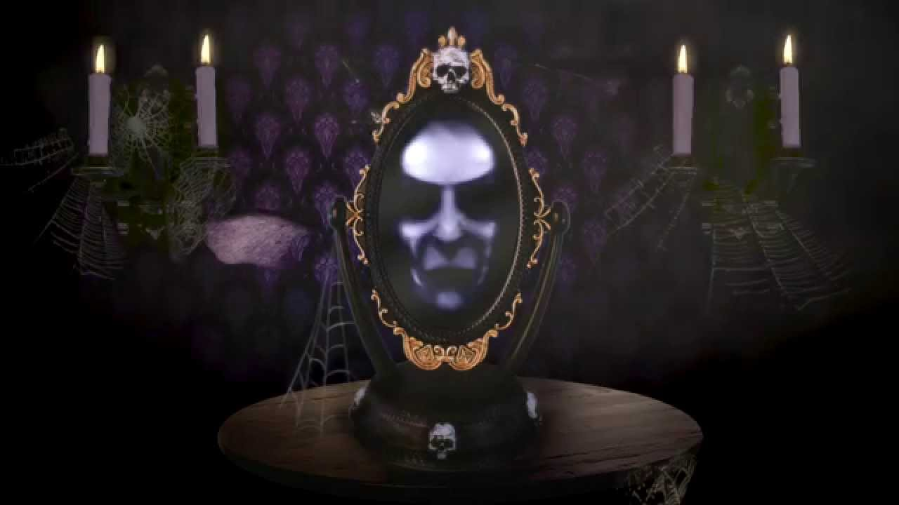 how to make a haunted mirror
