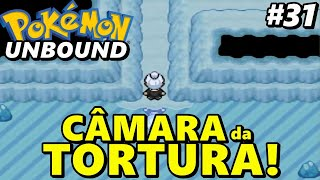Pokémon Unbound (Detonado - Parte 31) -  Puzzle da Torture Chamber e Liga Pokémon!