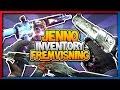 JENNO CS:GO INVENTORY SHOWCASE! - (Dansk Counter Strike Global Offensive Skins)
