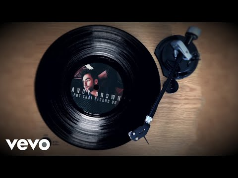 Andy Brown - Put That Record On (Audio)