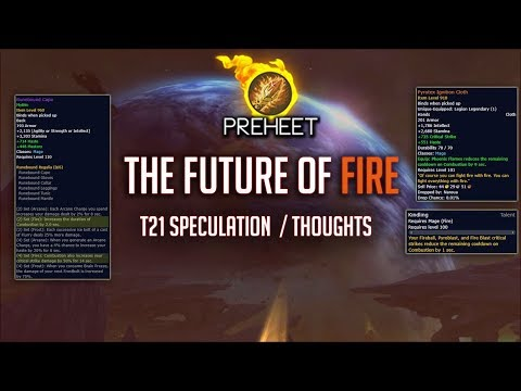 how to play fire mage legion