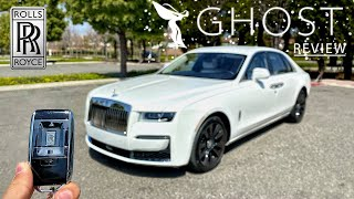 The 2021 Rolls-Royce Ghost is your $400K Ticket to Supremacy (In-Depth Review)