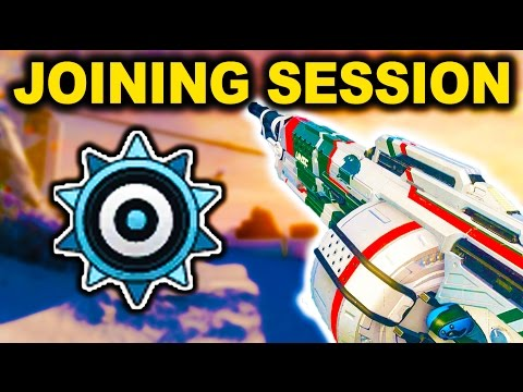 Joining Session in Progress (GONE RIGHT) - Halo 5 Guardians
