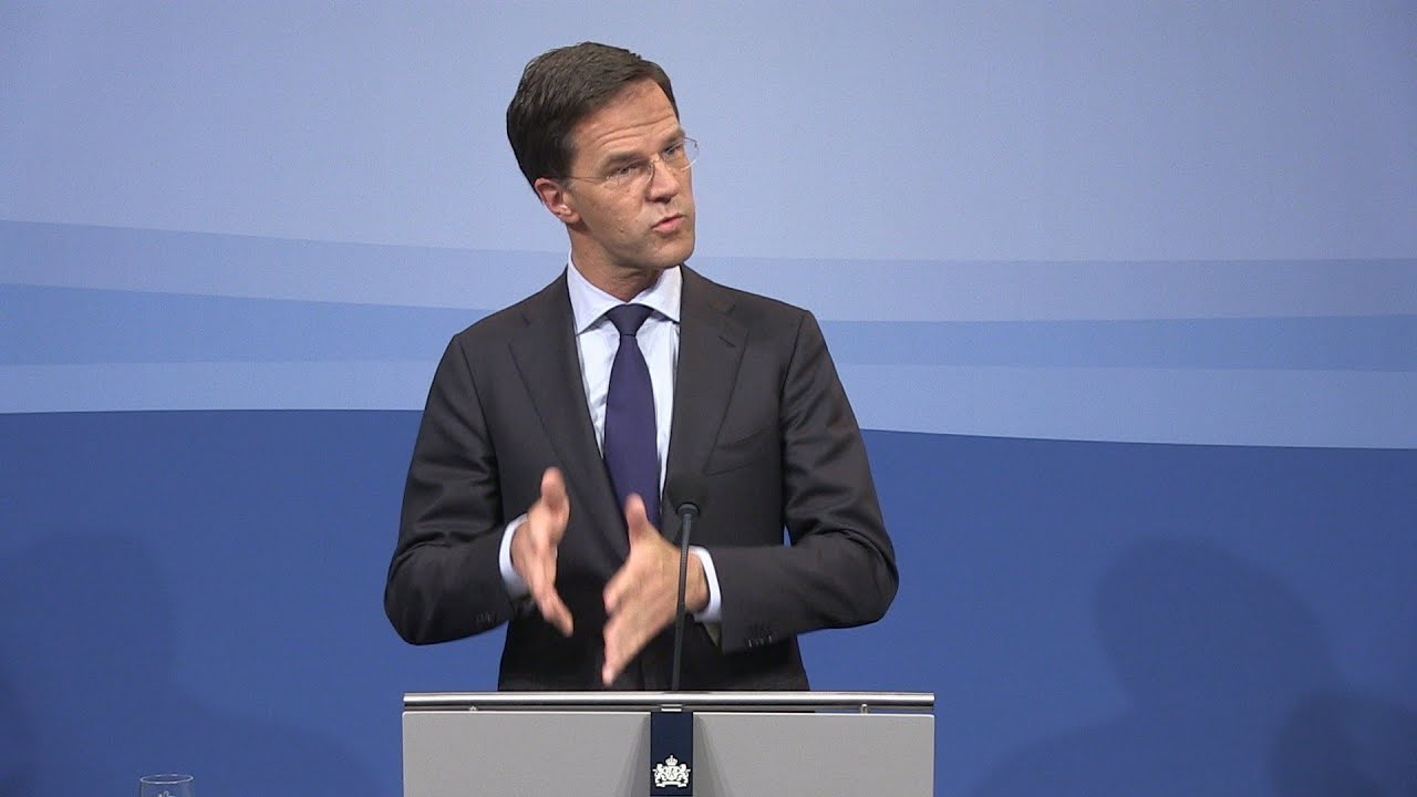 Integrale Persconferentie MP Rutte 27 Mei 2016
