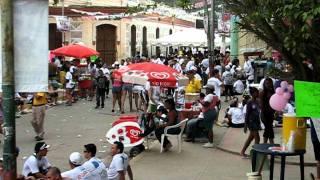 Caminata de los 43 km a San Sebastian 2012