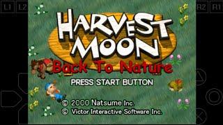 Gambar cover Cara download harvest moon back to nature(bahasa indonesia)  di android