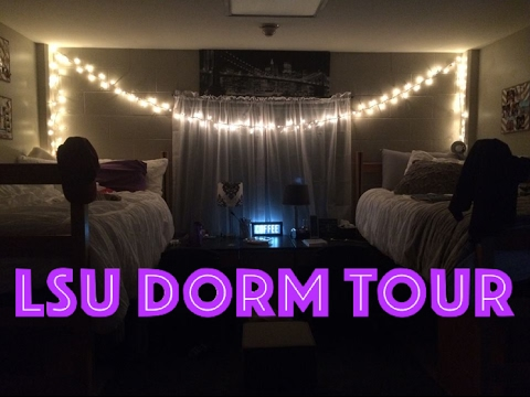 DORM TOUR 2016-17! || LSU Dorm Tour!