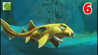 Hungry Shark Heroes | Epaulette Shark - Android Gameplay FHD Part 6