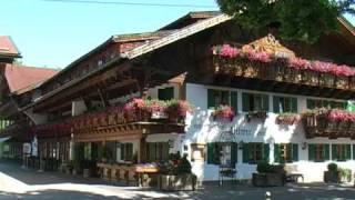 Hotel Helmer in Schwangau (Bayern, Allgäu im Sommer)