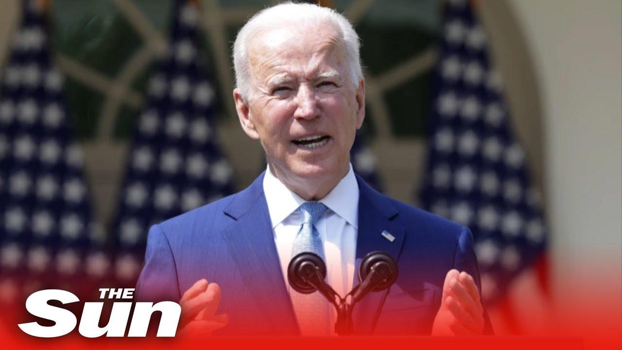Biden gaffes AGAIN as he twice calls ATF the AFT in landmark gun control speech
